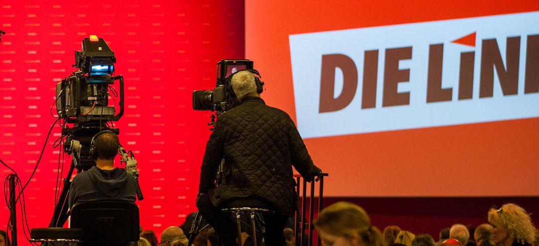 Linke NRW wählte Landesliste für den Bundestag