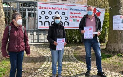 """Volksinitiative """"Gesunde Krankenhäuser-NRW"""""""